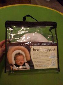 JJ Cole Newborn head support like new