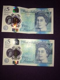 FIRST NEW FIVER!! ACCEPT OFFERS