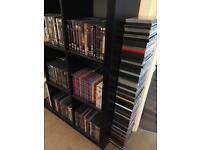 DVDs mass collection over 300
