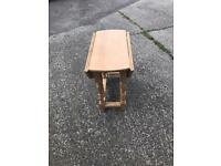 Pine small table