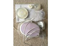 Avent single electric breast pump - very good condition