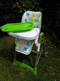 Mamakids high chair