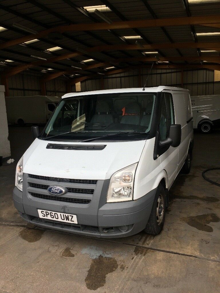 FORD TRANSIT 2.2 TDCI 2010 60 PLATE