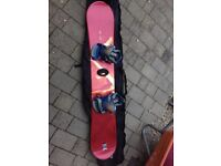 Salomon 159 Snowboard