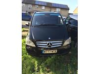 Mercedes Benz, viano 7seater for sale . This car is PCO registered,