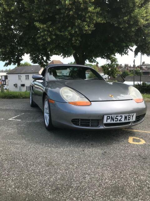 2002 Porsche Boxster S Tiptronic In Rochford Essex Gumtree
