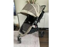 Baby Jogger City Mini GT with accessories