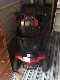 HARDLY USED Pride Apex Finesse Mobility Scooter