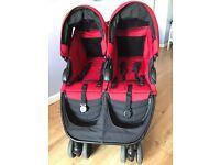 Double buggy / pushchair Britax B-Agile