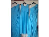 Unworn bridesmaid dresses