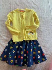 9 girls outfits (age 5)