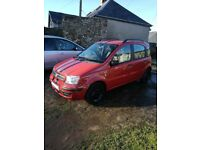 FIAT PANDA DYNAMIC. MOT'D TO 22ND NOVEMBER 2018. GREAT CONDITION. SEE DESCRIPTION FOR FURTHER INFO.