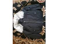 New look ladies bomber style jacket size 16