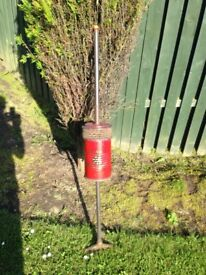 VINTAGE ANTIQUE STARR VACUUM CLEANER OVER 100 YEARS OLD
