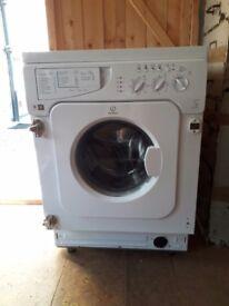 Indesit 7kg 1400 washing machine