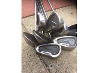 Mizuno MX 17 golf clubs