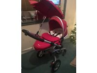 Silver cross surf buggy and travel system