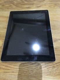 Apple iPad 16gb space grey 1st gen