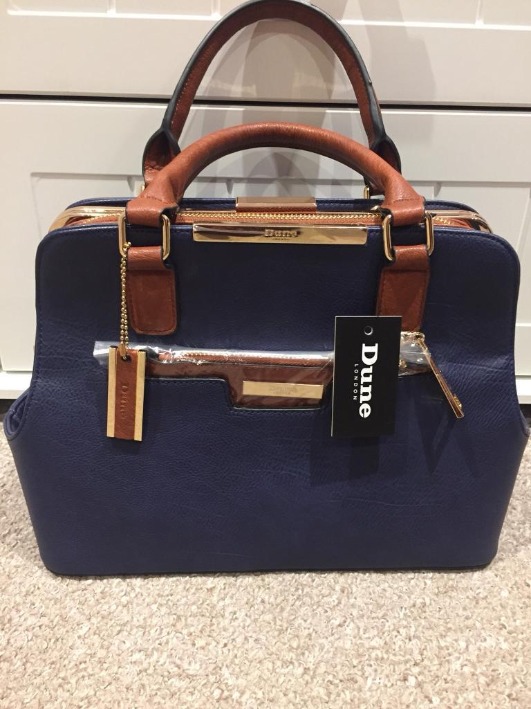 Dune handbag brand new with tags