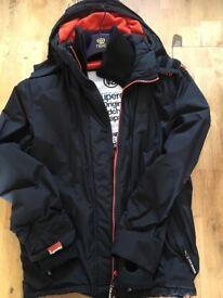 Superdry men's coat
