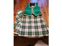 Highland dancing outfits for sale