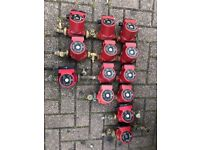 Selection of grundfos pumps