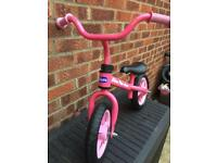 PINK CHICCO BIKE