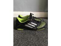 Adidas football boots like new size 9