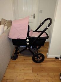 Bugaboo cam 3 carry cot bass