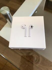 Apple AIRPODS*BRAND NEW*SEALED WITH RECEIPT