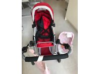 Children's Dolls Pram & Dolls Car Seat