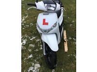 17plate Peugeot tweet 50cc
