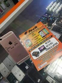 iPhone 6s rose gold vodafone lebara