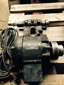 Grinder, tool post, British Neco, 1/2 hp 115 volt
