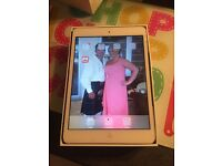 iPad white mini