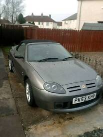 Convertible mg tf 1.6 sell/ swap