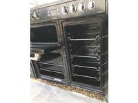 Leisure 'Cookmaster' range cooker
