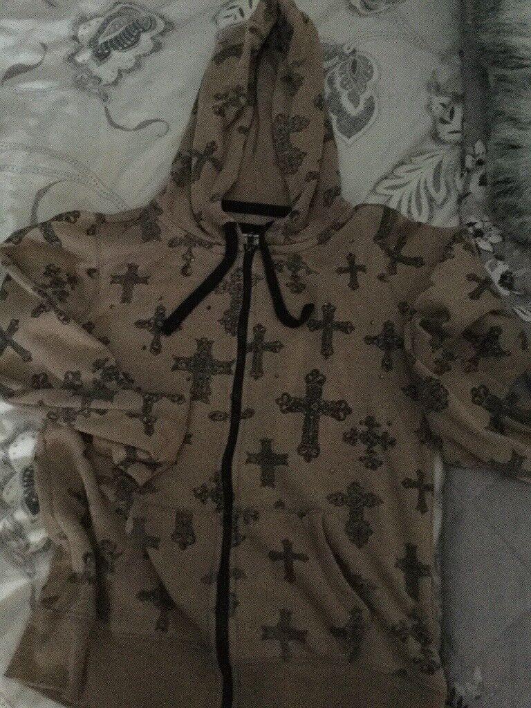 2x new look hoodies size 12