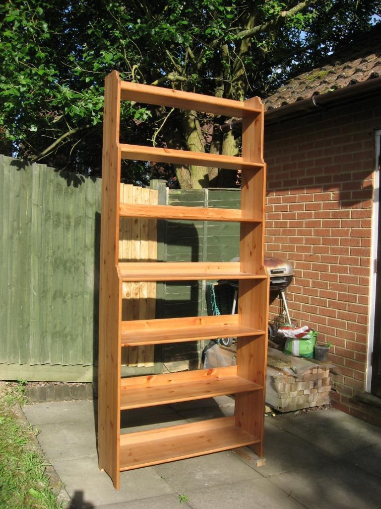 Wood Shelf Units Shelf Unit Shelves Solid Wood