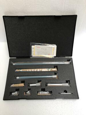 Mitutoyo 137-204 Tubular Vernier Insider Micrometer 50-1000 Mm Made In Japan