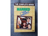 Married with children complete series 32 DVD boxset
