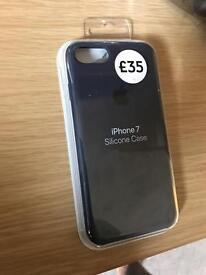 Genuine iPhone 7 silicone case RRP £35