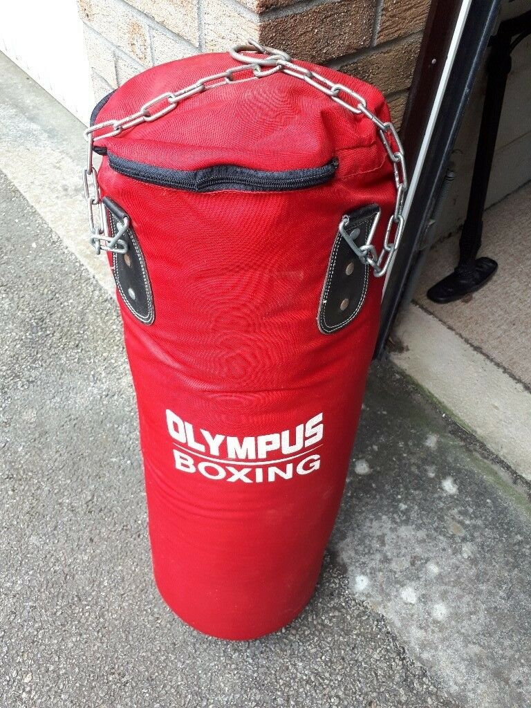 Olympus Punch Bag In Truro Cornwall Gumtree