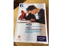 ACCA F5 Complete text - kaplan