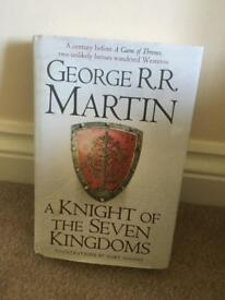 A knight of the seven kingdoms game of thrones