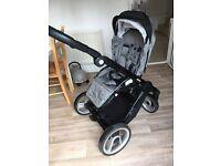 Mutsy evo pushchair buggy