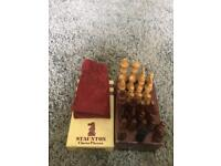 Stanton chess pieces
