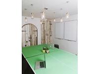 Indoor Table Tennis - £100 or best offer!