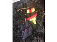 Brand New Relleciga Neon Bikini