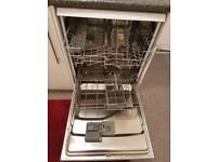 Dishwasher - used once / new condition 130